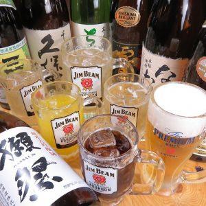 小倉にある飲み放題がお得な居酒屋【炭火肉焼き 大衆居酒屋 小倉やきとん酒場】